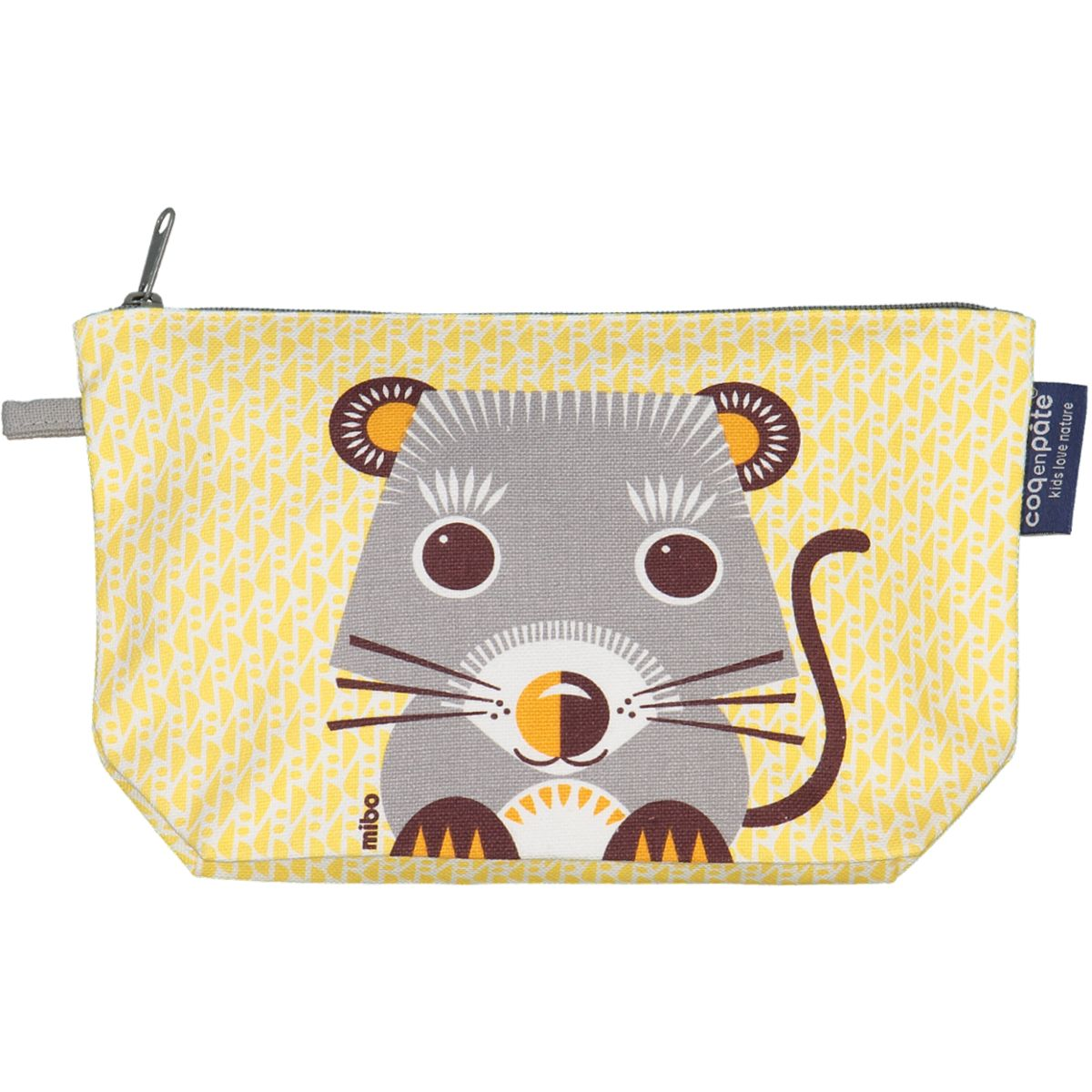Vole pencil case