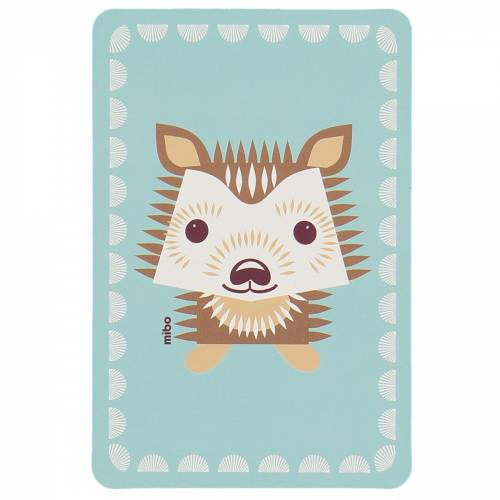 Hedgehog birthcard