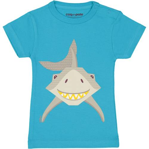 Shark 1 year baby t-shirt