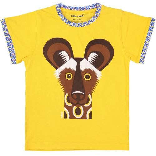 Lycaon 1 year baby t-shirt