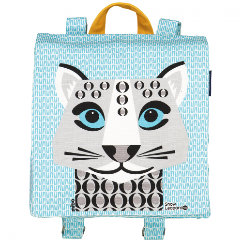 Snow Leopard backpack