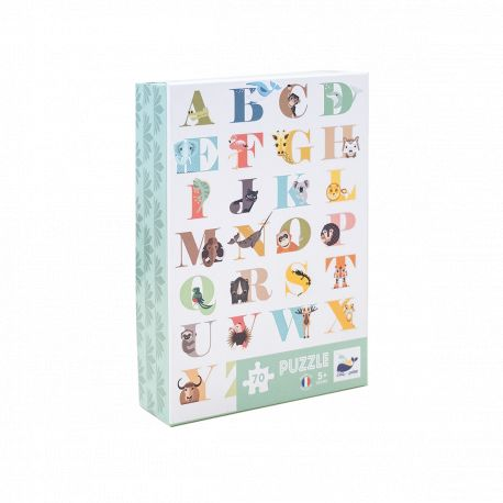 A TO Z puzzle