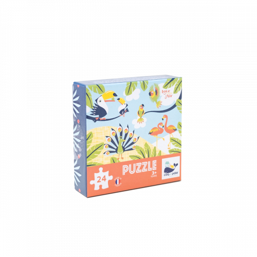 Puzzle LOVE IS IN THE AIR