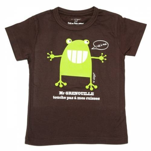 Frog t-shirt by Virgo