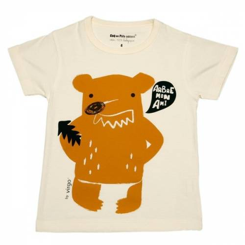 T-shirt Grizzly