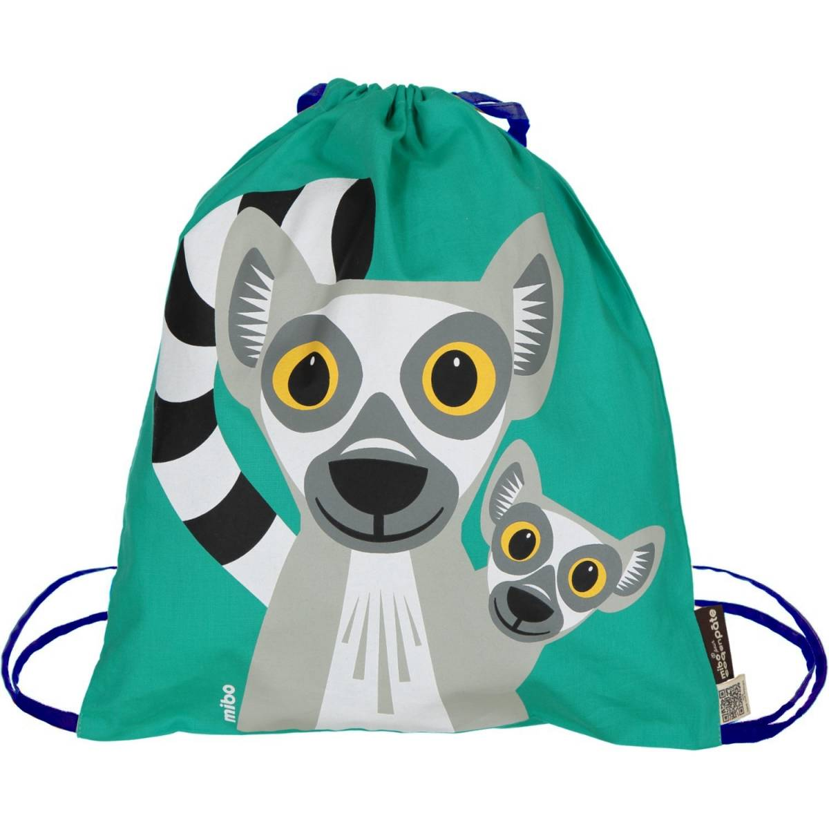 Lemur activity bag