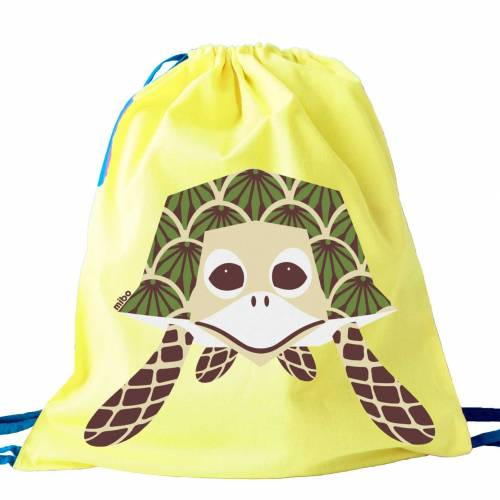 Turtle activity bag