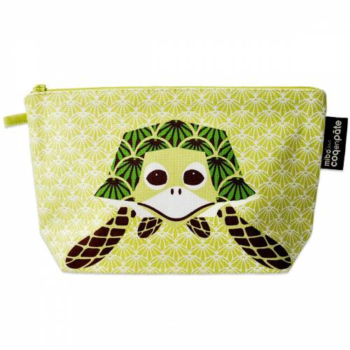 Turtle pencil case