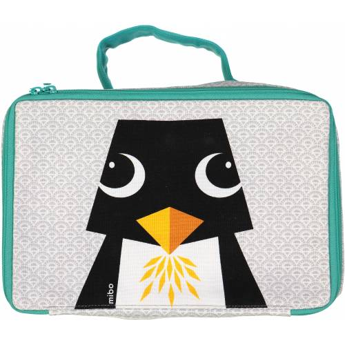 Penguin vanity case