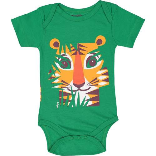 Tiger short sleeved body