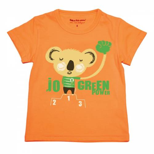 T-shirt koala JO orange by Virgo