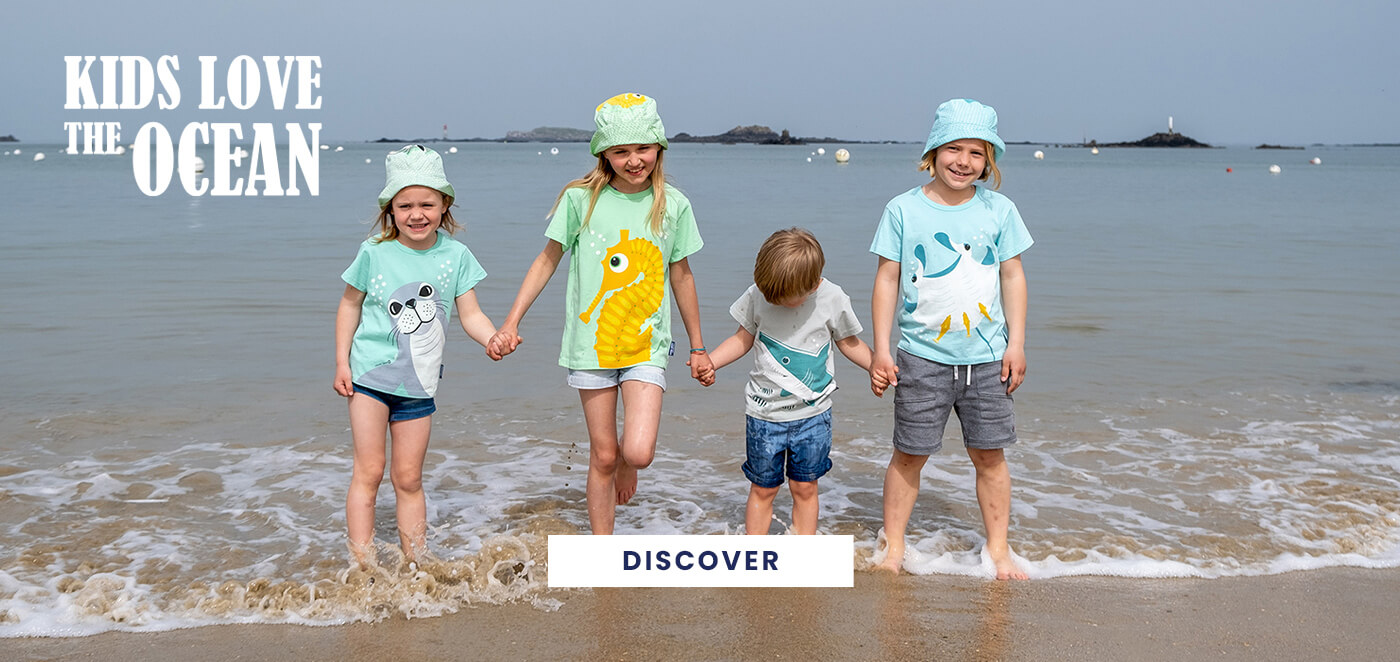 Kids love the Ocean collection