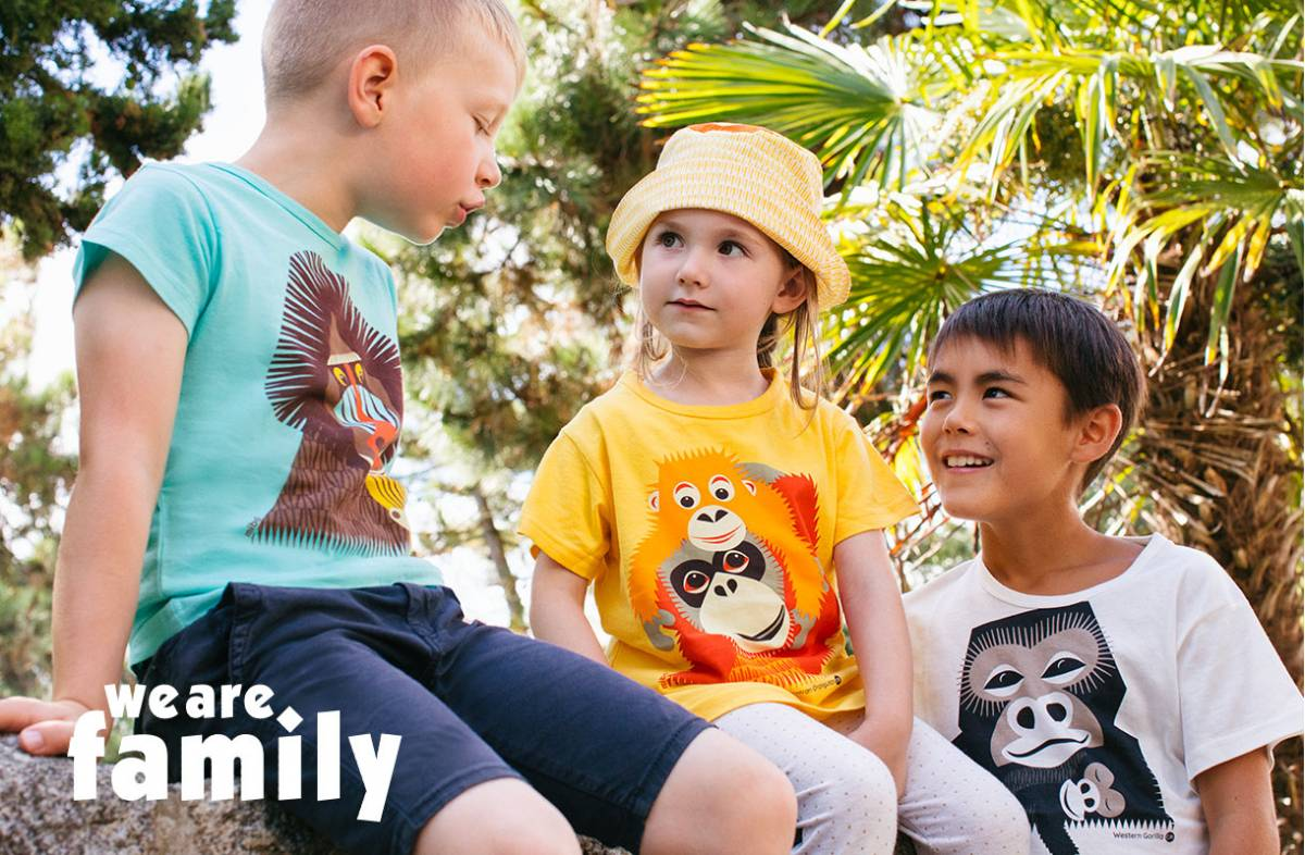 Spring-summer 2019 Lookbook  : We Are Family